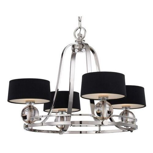 Lampa wisząca GOTHAM QZ/GOTHAM4 - Elstead Lighting - Rabat w koszyku