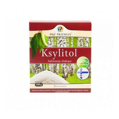 Pięć przemian Ksylitol (finlandia) 500 g