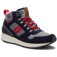 Trzewiki - train100mid 809712534002 navy, Polo ralph lauren, 40-45