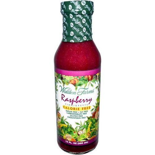 Walden farms  salad dressing rapsberry vinaigrette 355ml