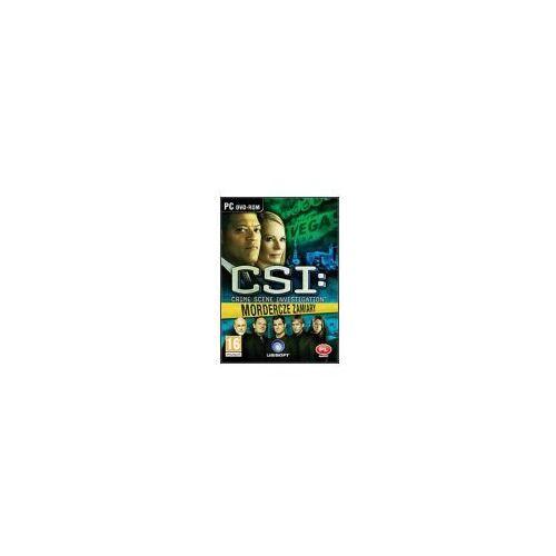 CSI Mordercze Zamiary (PC)