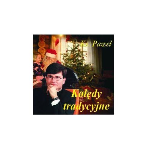 Kolędy tradycyjne - płyta cd marki Szerlowski paweł ks.