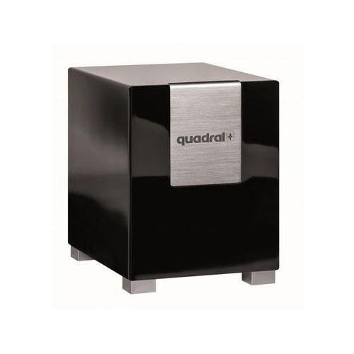 QUADRAL Qube 10 Black Gloss