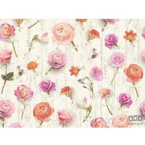 Tapeta ścienna w kwiaty Urban Flowers 32723-3 AS Creation, 32723-3