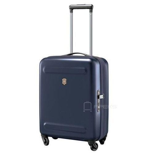 Victorinox Etherius mała poszerzana walizka kabinowa 23/55 cm / granatowa - Deep Lake (7613329044070)