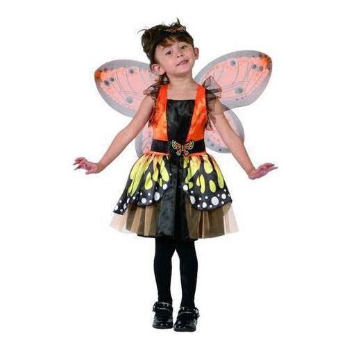 """Strój dla dzieci """"Motylek pomarańczowy"""", rozm. 92/104 cm (5901238685937)"""