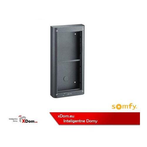 Somfy 9020023 aluminiowa puszka natynkowa dla 2 modułów