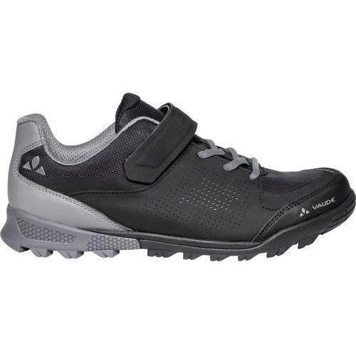 Vaude am downieville buty mężczyźni czarny 44 2018 buty rowerowe