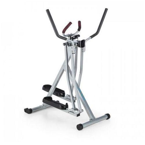 crosswalker air walker stepper poziomy i pionowy zakres ruchu czarny  srebrny marki Capital sports