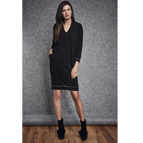 Ennywear Czarna sukienka -