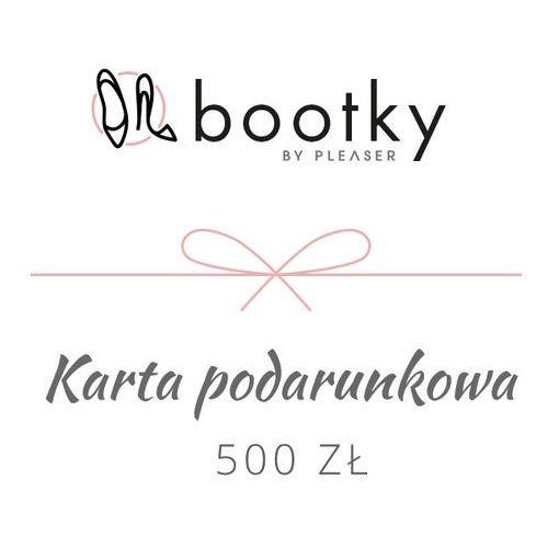 Pin up Karta podarunkowa 500 zł