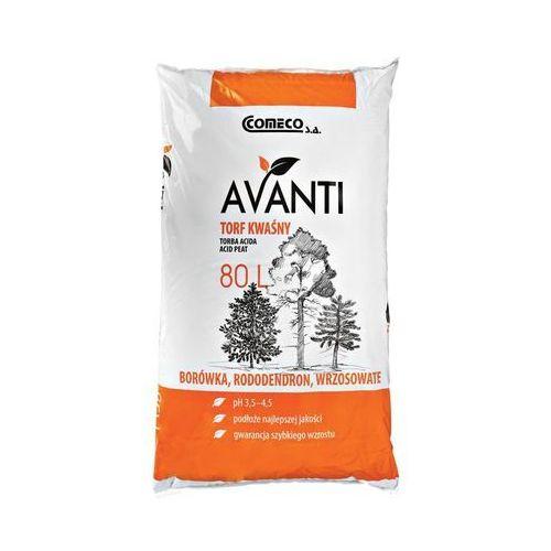 Torf kwaśny 80 l AVANTI (5907476535416)