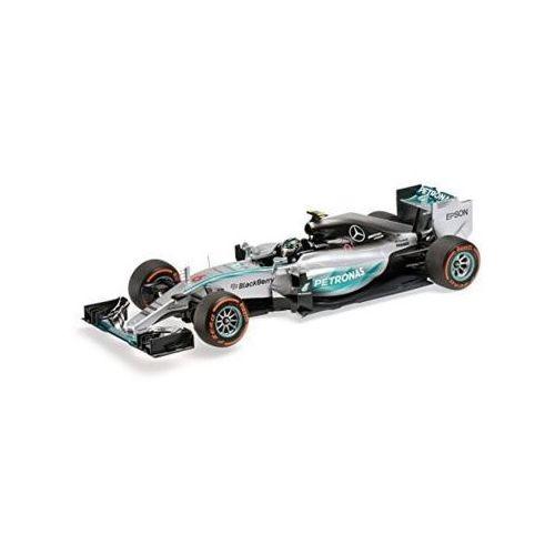 Minichamps Mercedes amg petronas f1 team w06 hybrid #6 nico rosberg japanese gp 2015 - darmowa dostawa!!!