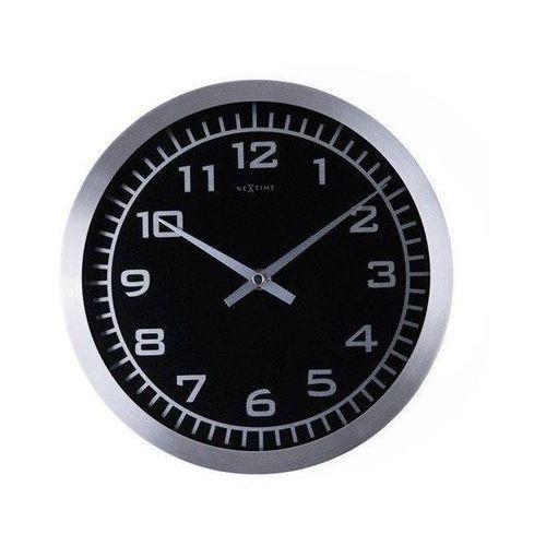 Nextime Zegar ścienny blacky 45 cm