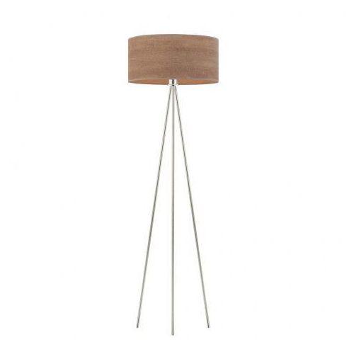 Lampa stojąca z fornirowym abażurem SEWILLA ECO, 14516/33