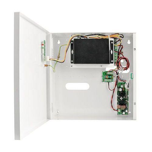 S54-B Switch PoE 5 portowy w obudowie z podtrzymaniem bateryjnym dla 4 kamer IP