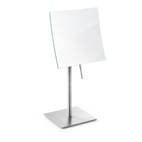 Zack - Lustro stojące kwadratowe Xero - stal nierdzewna matowa