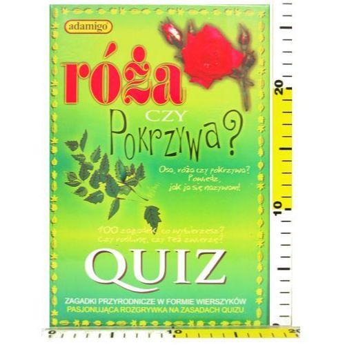 Quiz przyrodniczy z wesołymi zagadkami (5902410004850)