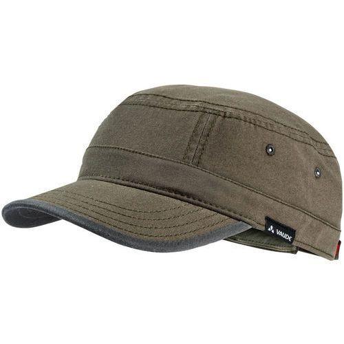 Vaude cuba libre oc nakrycie głowy oliwkowy m 2018 czapki z daszkiem (4052285616472)