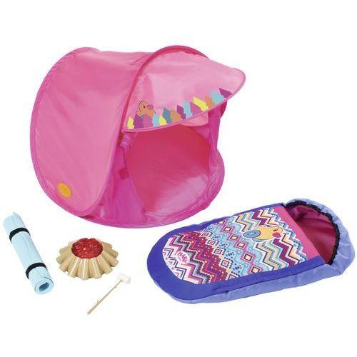 BABY BORN Zestaw campingowy z namiotem - Zapf (4001167823743)