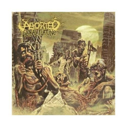 Global Flatline - Aborted - produkt z kategorii- Metal