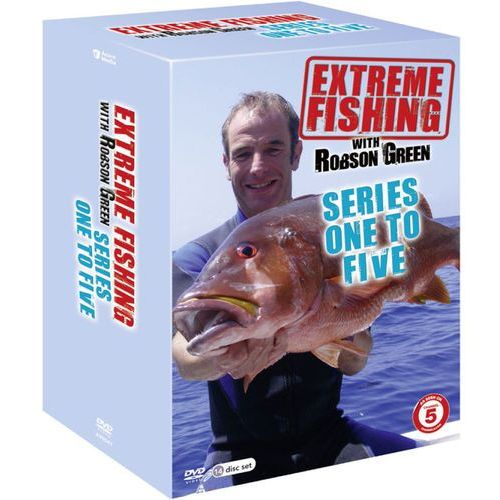 Extreme fishing - complete series 1-5 od producenta Acorn media