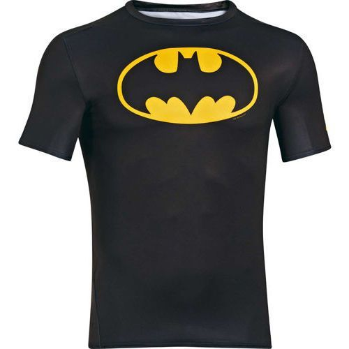 Termoaktywna koszulka męska Alter Ego Compression HeatGear Batman 1244399-005 UNDER ARMOUR