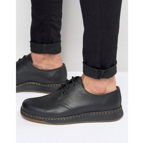Dr martens lite cavendish 3-eye shoes - black
