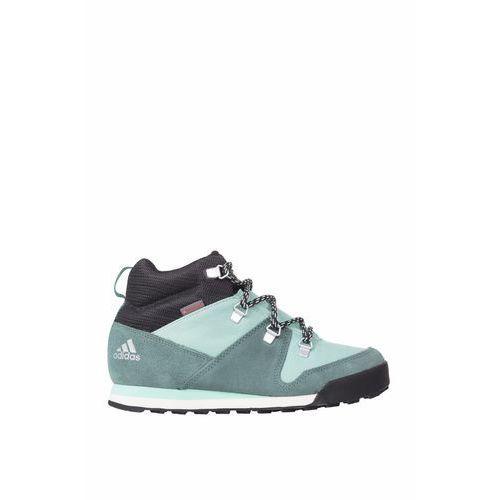 Adidas Buty dziecięce cw snowpitch - ashgrn/rawgrn/clemin