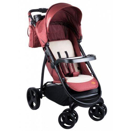 Lionelo Wózek spacerowy elise red - darmowa dostawa!!! (5902581651716). Najniższe ceny, najlepsze promocje w sklepach, opinie.