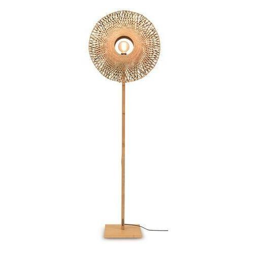 lampa podłogowa kalimantan 60x15 kalimantan/f/n/6015/bn marki Good&mojo
