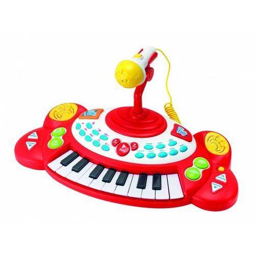 Pianinko z mikrofonem Smily play, 5_598366
