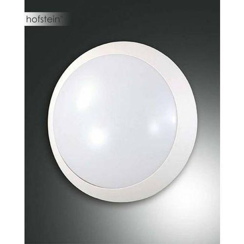 Fabas luce wigton zewnętrzny kinkiet biały, 1-punktowy - nowoczesny - obszar zewnętrzny - wigton - czas dostawy: od 10-14 dni roboczych