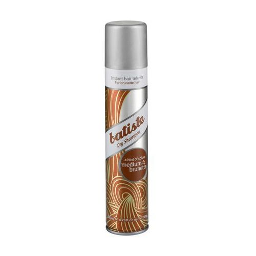 suchy szampon do włosów medium & brunette 200ml marki Batiste