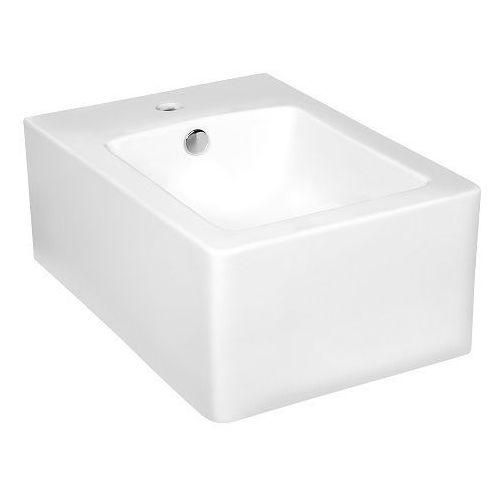 Bidet podwieszany WC śnieżnobiały Thor 15 Kerra, THOR 15