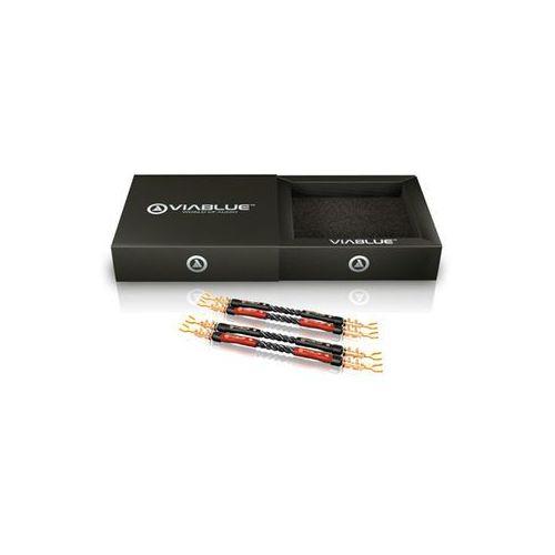 Viablue sc-4 silver series jumper bridges ts - widełki - widełki ts