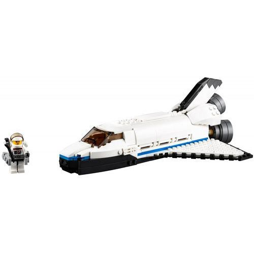 Lego CREATOR Odkrywca z promu kosmicznego space shuttle explorer 31066