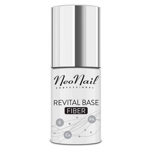 NeoNail REVITAL BASE FIBER Baza wzmacniająca do lakieru hybrydowego (7,2 ml)
