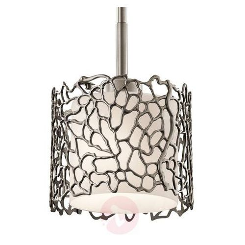 Lampa wisząca SILVER CORAL KL/SILCORAL/MP - Elstead Lighting - Rabat w koszyku, KL/SILCORAL/MP