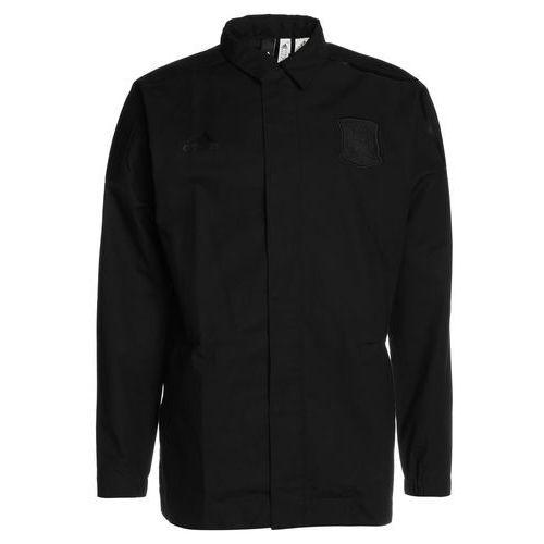 adidas Performance FEF SPAIN ZONE JACKET WOVEN Koszulka reprezentacji black (4059322394362)