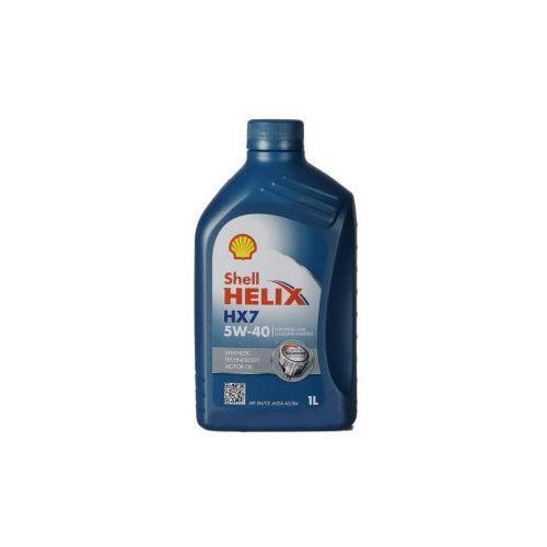 Shell Helix HX7 5W-40 1 Litr Puszka