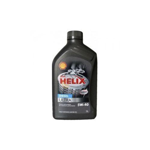 Shell Olej helix ultra 5w40 5w-40 1l syntetyk,syntetyczny, synthetic wrocław...