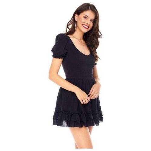 Sugarfree Sukienka bali w kolorze czarnym