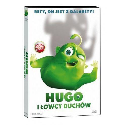 Kino świat Hugo i łowcy duchów - tobi baumann od 24,99zł darmowa dostawa kiosk ruchu (5906190324535)