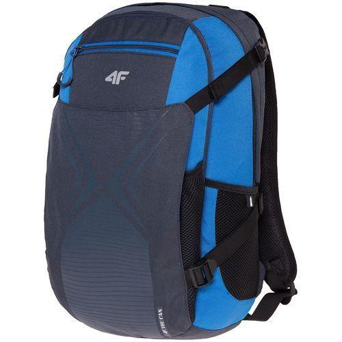 4f Plecak szkolny miejski l18 pcu016 25l niebieski