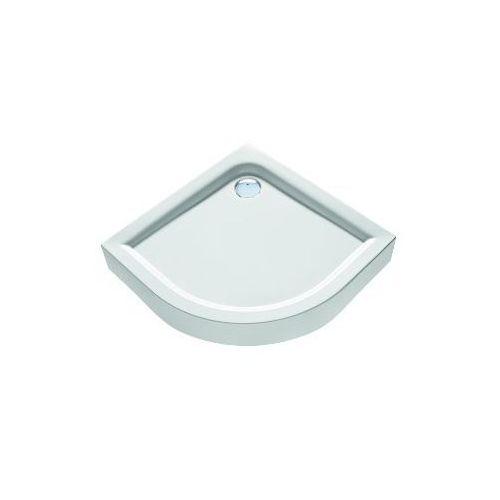 first brodzik półokrągły 90cm, akrylowy xbn1690 marki Koło