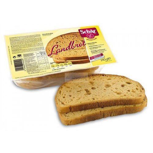 Chleb Bezglutenowy Ciemny Landbrot 240g Schar