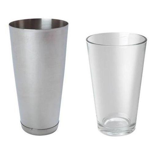 Shaker bostoński / kubek stalowy | 0,8 / 0,45l marki Hendi