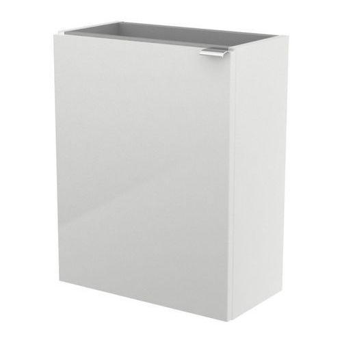 Szafka pod umywalkę GoodHome Imandra wisząca 44 cm biała (3663602933021)