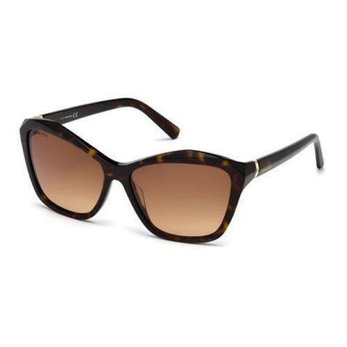 Swarovski Okulary słoneczne sk 0135 52f